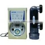 Salt water pool chlorinator