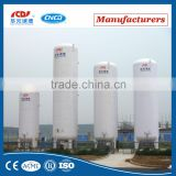 manufacture of the iso standard cryogenic storage vessel with competive price in different size