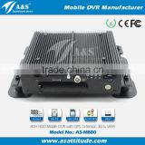 GPS 3G Bus Tracking and Monitoring System with 8 Cameras, 8CH Bus DVR