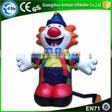 Popular inflatable circus clown balloon inflatable clown for party hire