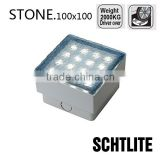 STONE outdoor waterproof floor LED deck light                                                                         Quality Choice