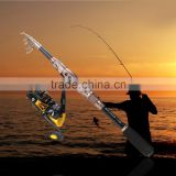 Ancheer Carbon Fishing Rod Spinning Saltwater Fishing Pole 1.8/2.1/2.4/2.7/3.0/3.3M AM004587