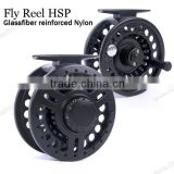 Chinese plastic fly reel