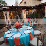 event wedding used dining chair rattan cross back chair                                                                                                         Supplier's Choice