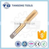HSS M2 6542 Titanium coated machine tap