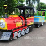 24-seat kids and parents trackless train