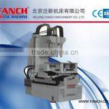 Shoe-last engraving carving CNC machine 0.8KW with 2 heads 3030