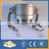 stainless steel 316 quick couping type B