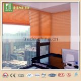 Newest arrival pleated window lace blinds for high-grade office