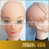 Best Selling premium Large Stock Full Lace Wig Caps Top Quality Lace Cap For Making Wig