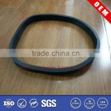 Automotive flat round waterproof rubber gasket for cutting machine