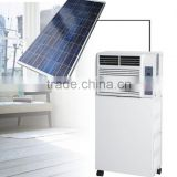 300W energy saving 100% solar air conditioner in portable type