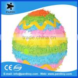 Colorful easter egg pinata designs factory custom made