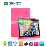 "7"" Support GSM And 3G Sim Card Slot With Phone Call Function Very Cheap Android Tablet Pc"