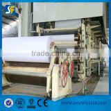 High quality exercise book paper making machine notebook paper making machine                                                                         Quality Choice