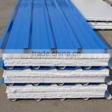 100mm Thickness China Roof EPS Sandwich Panel Price For Used Sandwich Panel Production Line