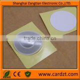 Ultralight sticker rfid tag for books label in library security