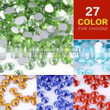 1440pcs SS3-SS40 27 colors for you choose Crystal glass hot fix rhinestones Nail Art Decoration                                                                         Quality Choice