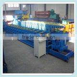 Trade Assurance Full Automatic Multi Model Hydraulic Cutting C Purlin Roll Forming Machine