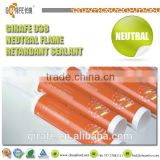 Fire Resistant Glass Silicone Sealant