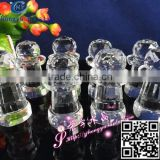 hot fashion glass chess set
