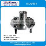 Wholesale Customized Front Axle Wheel Hub Bearing