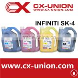 Hot Sale Best Quality Fy Union Icontek Phaeton Challenger printer solvent based sk4 inkjet printer ink