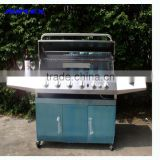 Kitchen Appliance CE Approved Stainless Steel Outdoor Gas Grill                                                                         Quality Choice