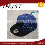 Brand casquette panel bone snapback caps floral baseball cap hip hop hats summer casual hats