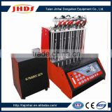 Best selling JH-6A Auto Fuel Injector Cleaner and Tester, 8 cylinders of gasoline fuel injector cleaner