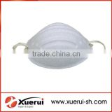 Medical Breathing Disposable N95 Respirator Face Mask
