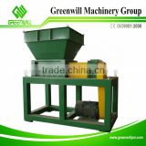 2014 Chinese CE machines new products twin blade shredder