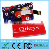 China products low price wafer usb card