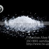 High Quality 99.5%min 7784-24-9 Crystal Potassium Alum
