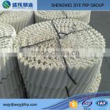 Cross Fluted Cooling Tower Fill/long Black Pvc Honeycomb Filler, High Quality Cross Fluted Cooling Tower Fill