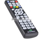 Black Color Replacement Remote Control For Mag254 FOR MAG 250 255 260 270 linux system iptv set top box dvb-t2 tv