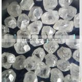 A010 High Quality Big Size HPHT/CVD Uncut Rough Diamond pieces/Synthetic Diamond Loose
