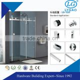 Glass shower door rollers,Outdoor shower accessories ,Interior door roller