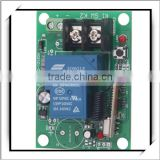 CDR-12V-30A 260-433MHz 12V 2-Channel Universal Wireless Receiver Remote Controller