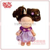 Chinese collectible gift baby dolls for children / lovely keychain / child love dolls