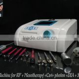 Skin Tightening Multi-Functional Beauty Equipment Photon Ultrasonic Device DL-E80A Skin Whitening