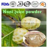 100% Pure Morinda citrifolia extract powder/Noni juice powder