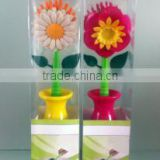 Beautiful Shape Brush Flower Dish brush