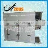 Steam heated industrial dried fruit dryer/hot air circulating tray dryer/tray dryer for vegetable and fruits