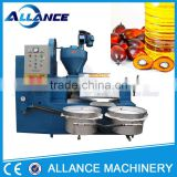 small business factory full automatic soybean peanut sunflower seeds mustard cocoa oil press machine