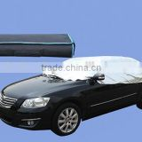 Automatic sun protection half car covr,dust-proof and waterproof car cover, anti ultraviolet car garment