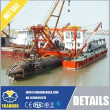 River sand Dredging Equipment of Hydraulic Dredger Ship