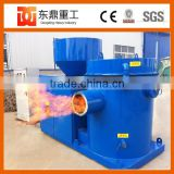 Advanced technical biomass sawdust /forest waste pellet burner no dust pollution