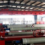 GRP pipe, tank, poles machinery plant