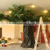fake ficus tree high simulation new product tree interior decor artificial tree